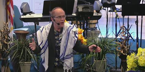 Rabbi Teaching